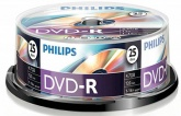 Диск DVD-R Philips DM4S6B25F/97