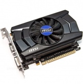 Видеокарта MSI PCI-E N750-1GD5/OCV1