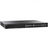 Коммутатор Cisco 300 (SG300-28PP-K9-EU)