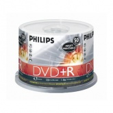 Диск DVD+R Philips DR4S6B50F/97