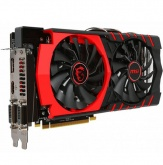 Видеокарта MSI PCI-E R9 380 GAMING 4G