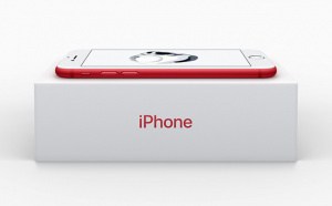 Apple представляет iPhone 7 и iPhone 7 Plus (PRODUCT) RED Special Edition