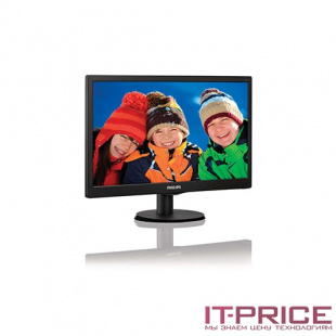 "Монитор Philips 23.6"" 243V5LSB"