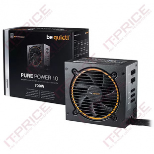 Блок питания BE QUIET! PURE POWER 10-CM 700W (BN279)