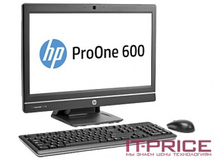 Моноблок HP ProOne 600 G1 (J4U62EA)