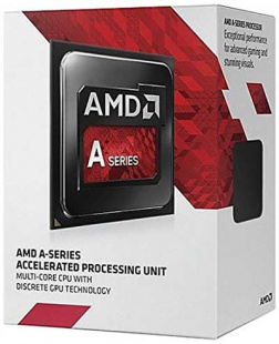 Процессор AMD A10-5700 (AD5700OKHJBOX)