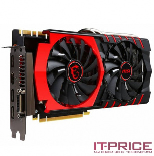 Видеокарта MSI PCI-E GTX 980TI GAMING 6G