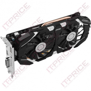Видеокарта MSI GeForce GTX 1060 3GT (GTX10603GT)