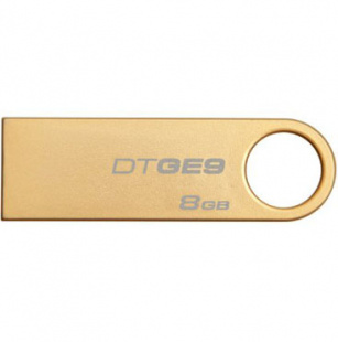 Флеш Диск Kingston DTGE9/8GB