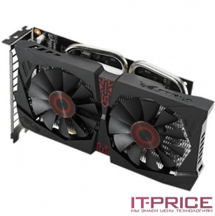 Видеокарта Asus PCI-E STRIX-GTX750TI-2GD5