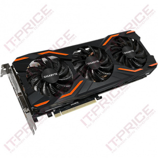 Видеокарта GIGABYTE GeForce GTX 1080 WINDFORCE OC (GV-N1080WF3OC-8GD)