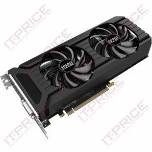 Видеокарта PALIT GeForce GTX 1060 DUAL 3GB (NE51060015F9-1061D)