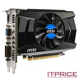 Видеокарта MSI PCI-E N740-2GD5