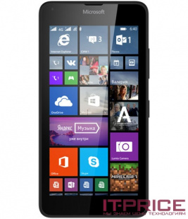 Смартфон MicroSoft Lumia 640 DS (A00024642) Black