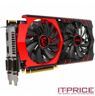 Видеокарта MSI PCI-E R7 370 GAMING 4G